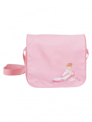 Bloch Girls Shoulder Bag - Pink - Main