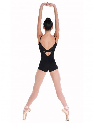 Bloch Ladies Bloem Unitard Black - Main