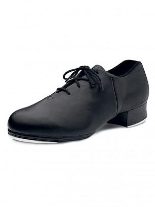 Bloch Tapflex Split Sole Tap Shoes - Black - Main
