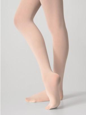 Capezio Studio Basics Footed Tights (Ballet Pink)