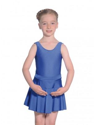 Roch Valley Nylon Lycra Circular Short Skirt - Main