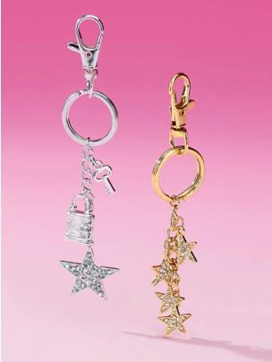 Stars Keyring - assorted designs - Main