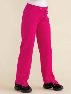 Cotton/Elastane Leisure Pants - Main