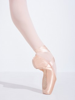 Capezio Cambre Broad #4 shank Wide Pointe Shoe
