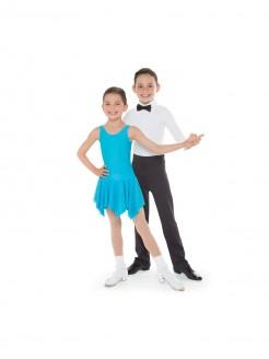 1st Position Girls Practice Ballroom Leotard