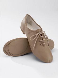 So Danca Split Sole Rubber Jazz Shoe