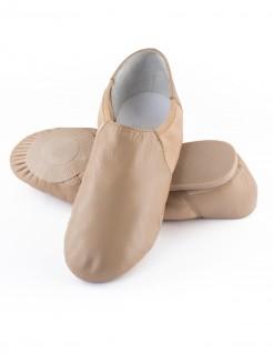 1st Position Split Sole Stretch Jazz Shoe