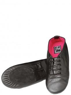 1st Position Split Sole Jazz Shoes