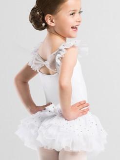 Wear Moi Dress with Mirror Spot Detail