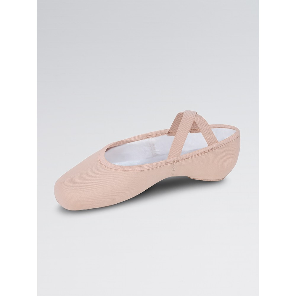 1c1b68f57 Bloch Performa Stretch Canvas Split Sole Ballet Shoe - Free UK ...