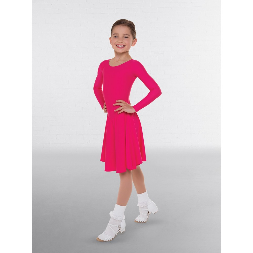 23aa1c6f5362e 1st Position Practice Ballroom Dress - Free UK Delivery ...