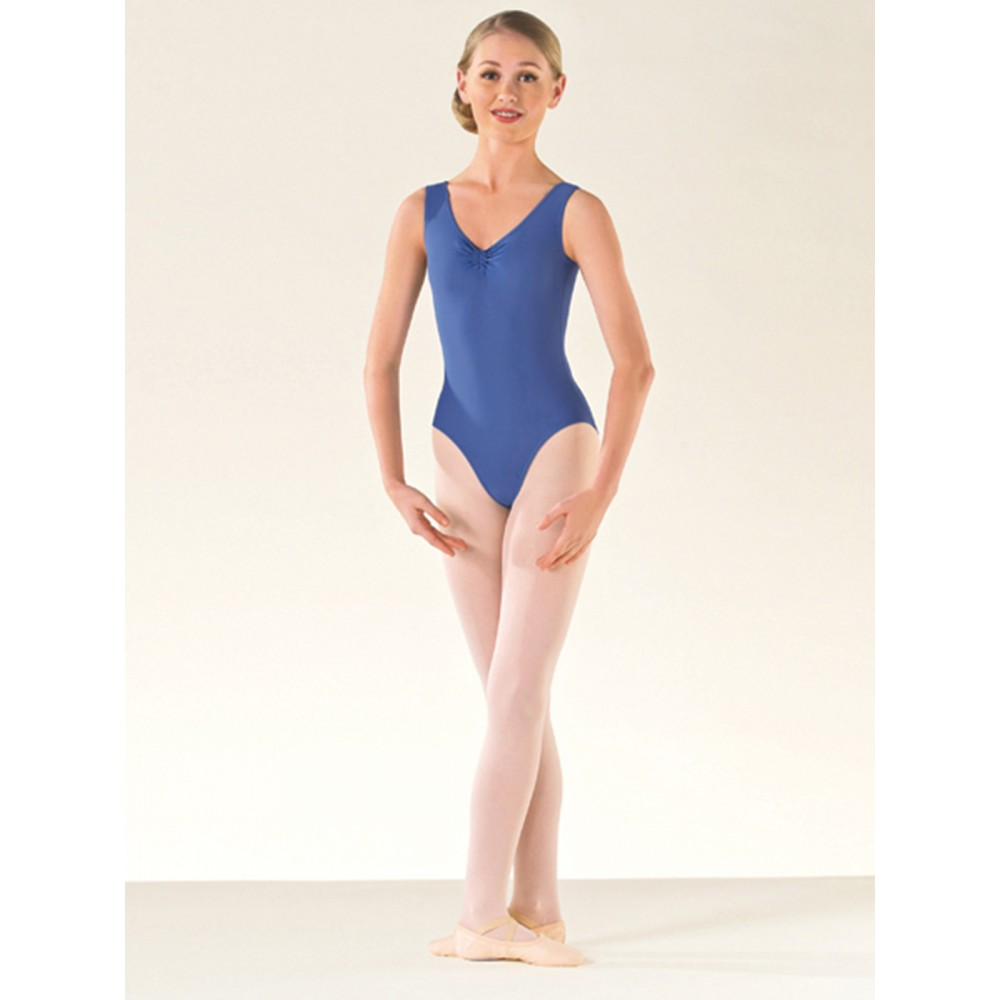 33a770fa5 ISTD Ballet ruche lined leotard Grade 1-4 - Free UK Delivery ...