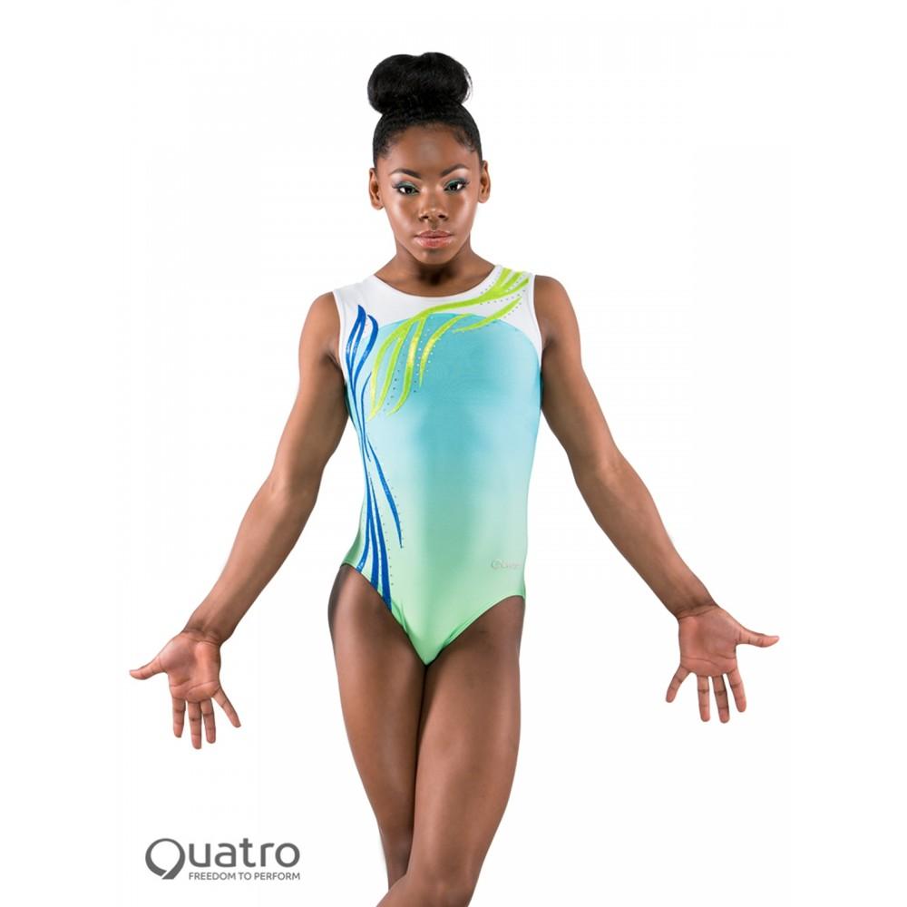 b7cb33bb6 Quatro Synergy Gymnastics Leotard - Flat rate €7.50 shipping ...