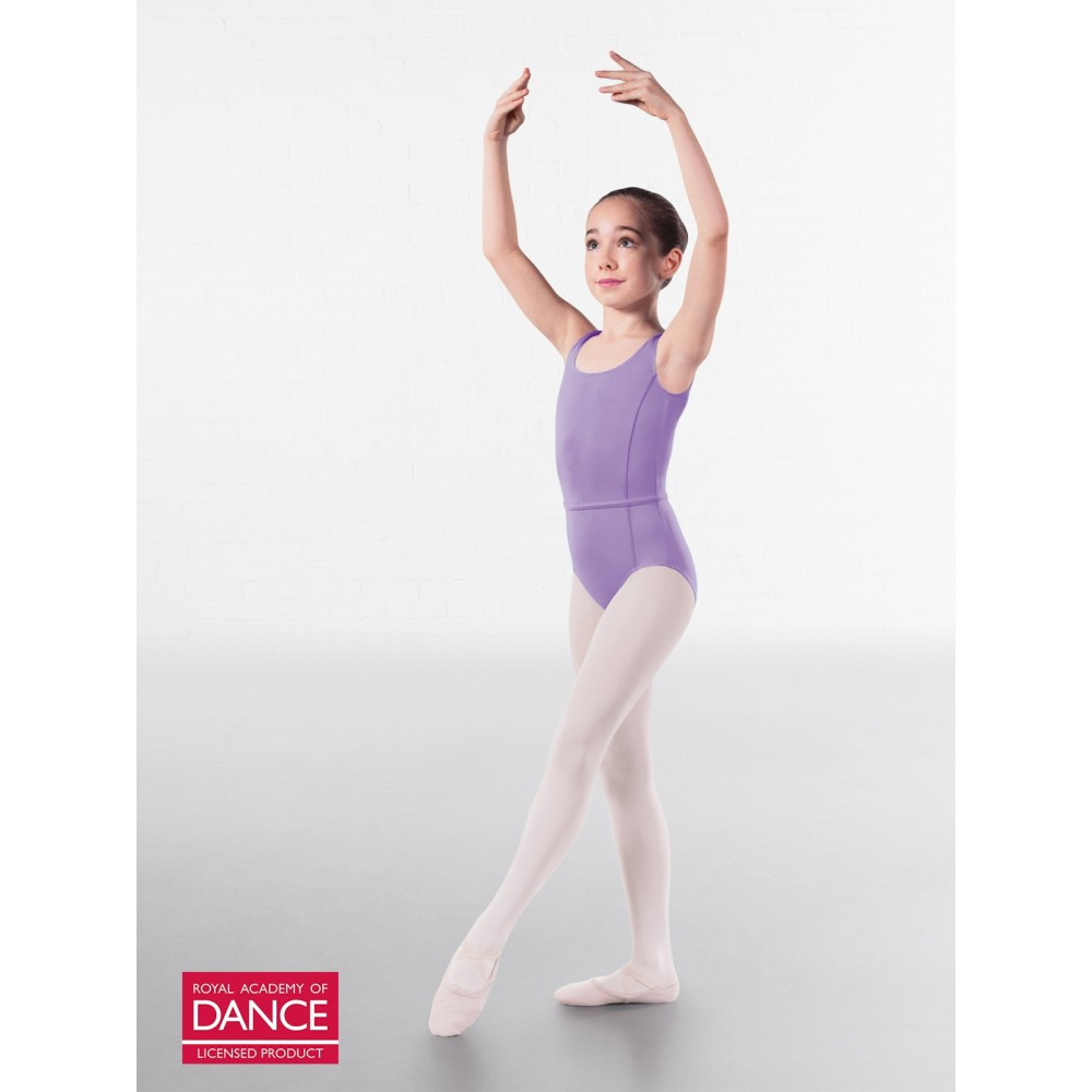7eafb65144d9 RAD Approved Megan Princess Line Sleeveless Leotard - firstposition.com