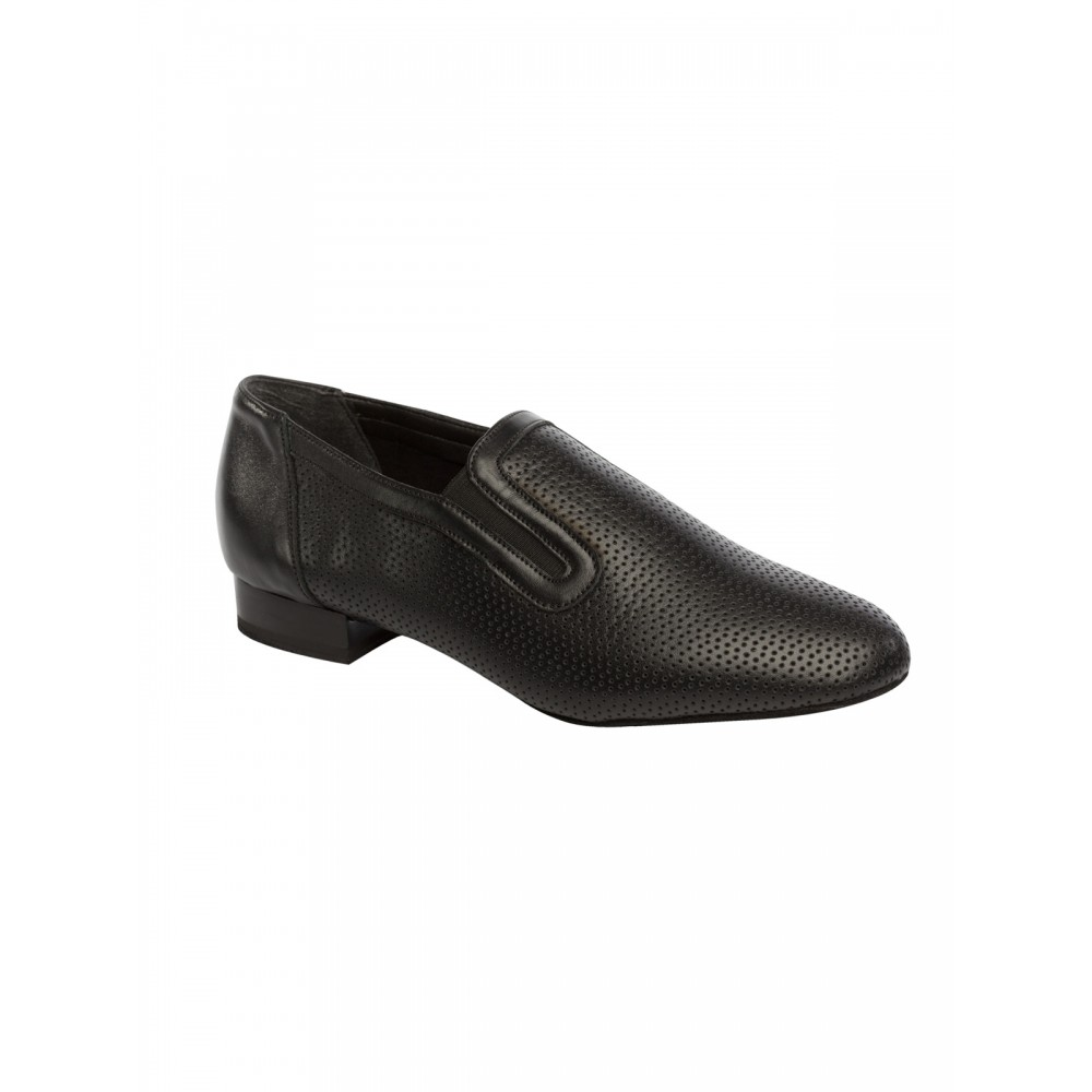1efe161c1 Supadance Perforated Leather Slip-on Teaching And Practice Shoe ...