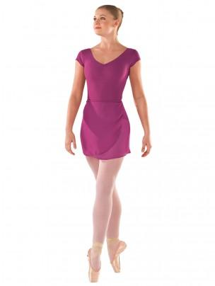 1st Position Pro Voile Wrap Skirt (Adults) - Main