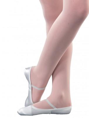 1st Position Satin Ballet Shoes