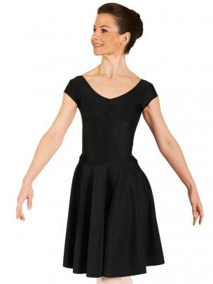1st Position Adult Matt Nylon Circular Skirt