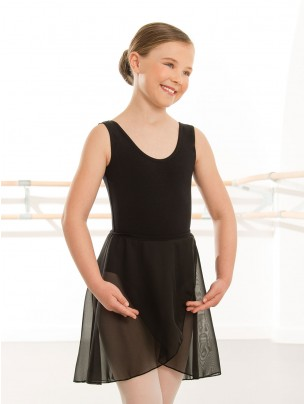 1st Position Wrapover Chiffon Skirt
