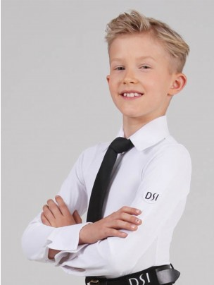 DSI Competition Lycra Shirt Zip Front