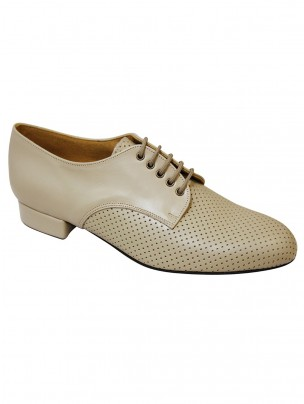 DSI Gibson Perforated Ballroom Shoe