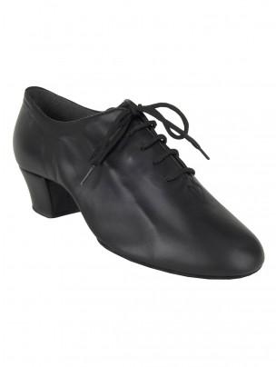 DSI Split Sole Latin Shoe - Black