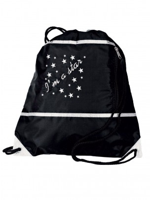 """Im a star"" Sac - Black - Main"