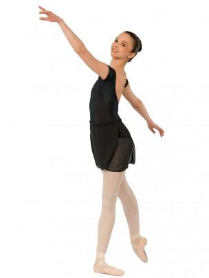 ABT Levels 4/5/6/7 Adults Wrap Skirt - Black