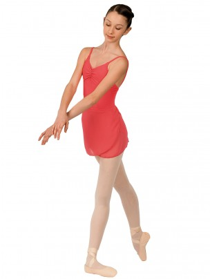 ABT Levels 4/5/6/7 Adults Wrap Skirt - Coral