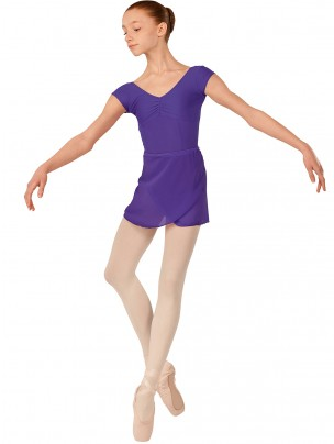 ABT Levels 4/5/6/7 Adults Wrap Skirt - Violet