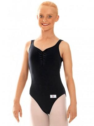 BBO Ballet & Tap Leotard Grades 6 - 8 - Black