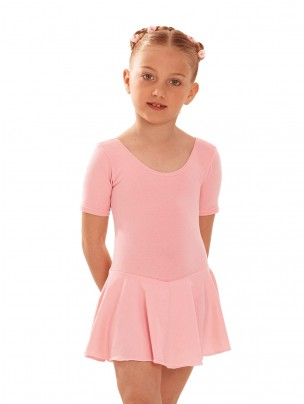 BBO Ballet & Tap Leotard - Pale Pink