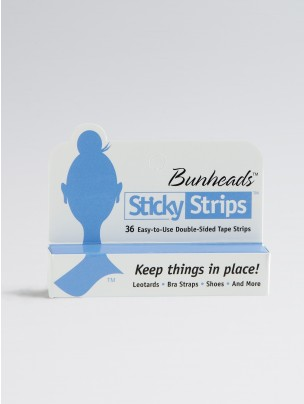 Bunheads Sticky Strips™