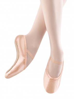 Bloch Stretch Satin Full Sole Ballet Shoe