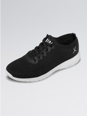 Bloch Omnia Knitted Upper Dance Sneaker