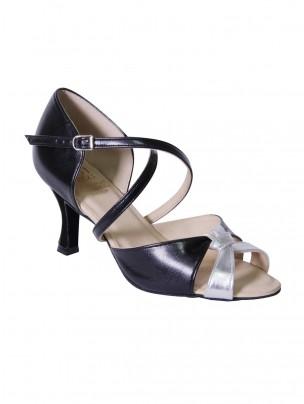 DSI Rome Shoe - Black_Silver