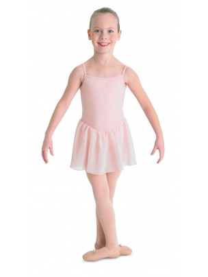 Bloch Childrens Blossom Cami Leo with Skirt - Main