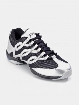 Bloch Twist Sneakers - Silver