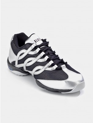 Bloch Twist Sneakers - Silver