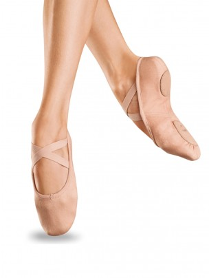 Bloch Zenith Stretch Canvas Ballet Shoe - Main