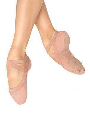 Bloch Pro Elastic Canvas Ballet Shoe