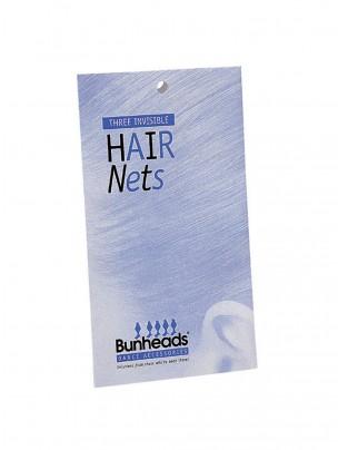 Bunheads Hair Nets - Dark Brown - Main