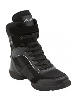 Capezio Battle Boot - Black