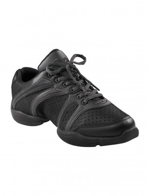 Capezio Bolt Dance Sneakers - Black