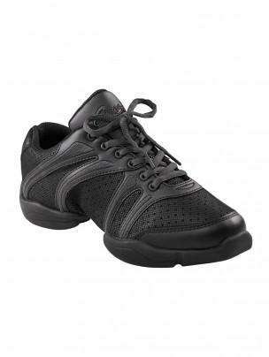 Capezio Bolt Dance Sneakers - Black