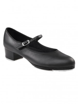 Capezio Buckle Bar Tap Shoes - Main