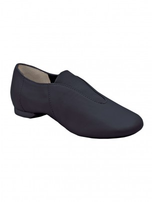 Capezio Childrens Show Stopper Jazz Shoe - Main