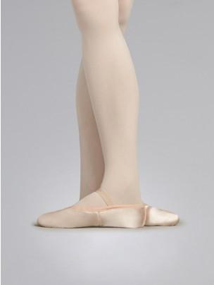 Capezio Daisy Satin Ballet Shoe - Pink