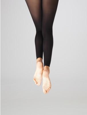 Capezio Ultra Soft Footless Tights - Adults - Suntan