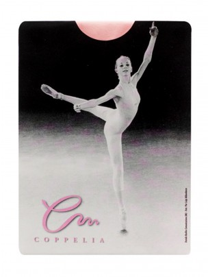 Coppelia 40 Denier Pink Ballet Tights - Pink